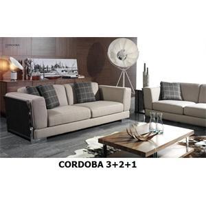 Cordoba 3+2+1 Koltuk Takımı
