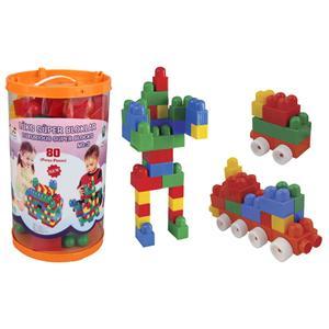 Renkli Lüx Spor Bloklar No:3