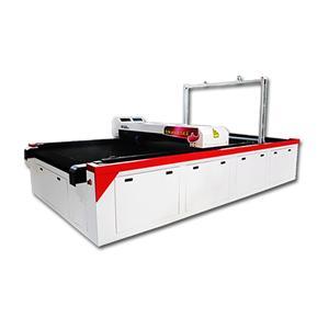 Süblimasyon Kumaş için Lazer Kesim Makinesi