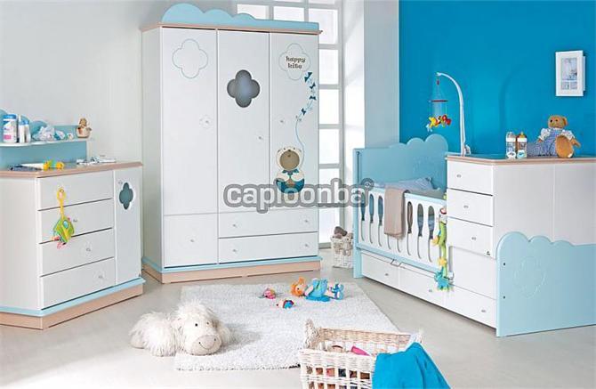39841-Bobo Bebek Odası-Orpak Mobilya İnş. San. Tic. Ltd. Şti.
