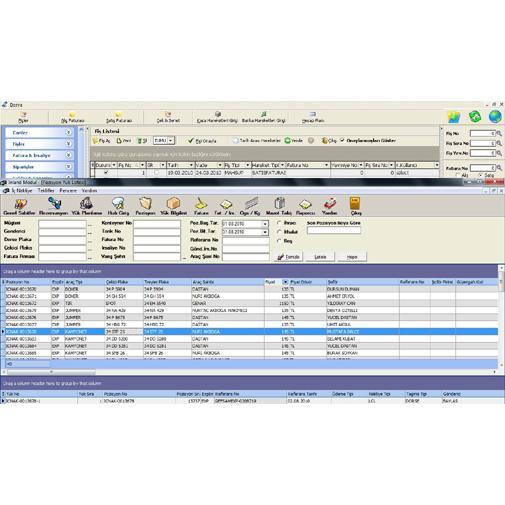 34323-Domestic transport module-Select Bilgi Teknolojileri