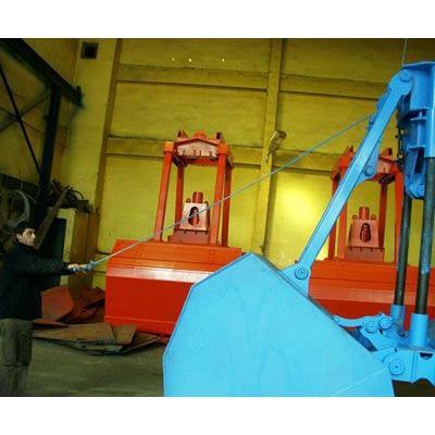 42011-Mekanik İple Açan Kepçe-Güven Kepçe Makine İç Ve Dış Tic. Ltd. Şti.