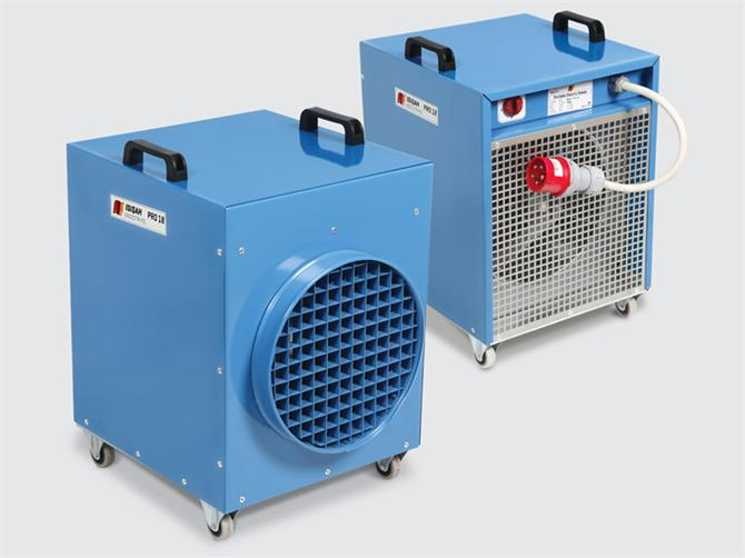 50405-Mobile electric heating unit-Isi Sah Endustriyel Rezistans ve Isi Ekipmanlari San. Tic. A.S
