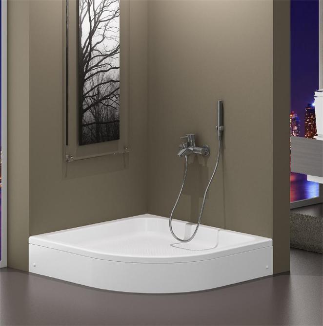184630-Oval Flat Shower Tube-Dorte Yapi Tas Ins. Nak Tur Teks Ve Gida San. Tic. Ltd Sti