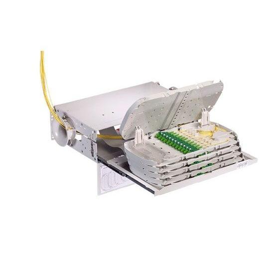 169308-Ek ve Patch M Çekmecesi 72 Fiberli SC-APC-Samm Teknoloji İletişim San. Ve Tic. A.Ş.