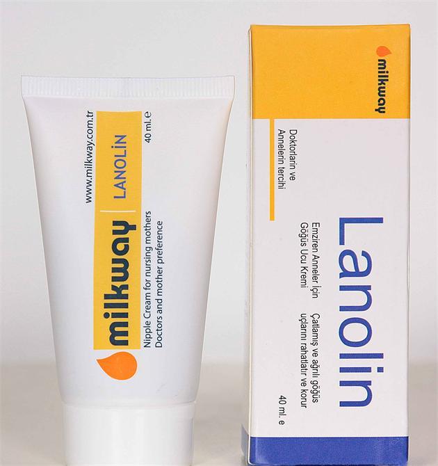12165-Milkway Lanolin Göğüs Ucu Çatlak Kremi-Düzey Dış Ticaret Ltd. Şti.