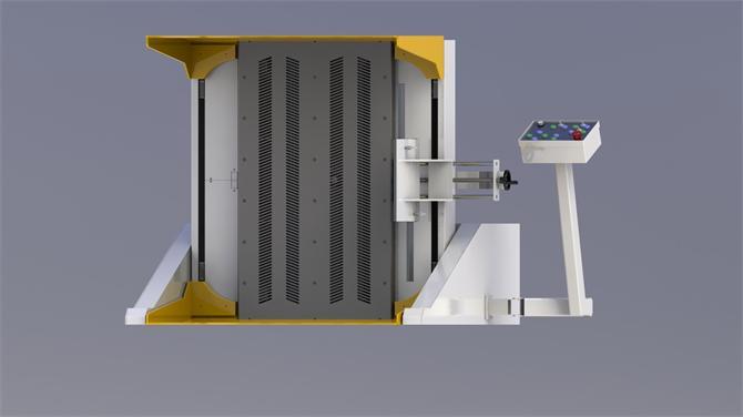 28544-Turner 100 Palet Çevirme Makinesi-Tolgahan Matbaa Makina Tamir Bakım San. Tic. Ltd. Şti.