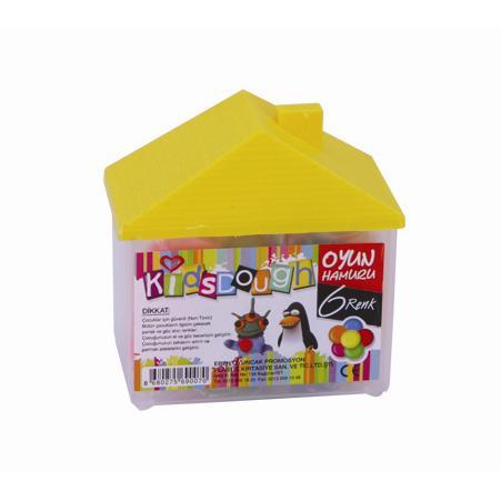 5051-Ev Oyun Hamuru Seti-Eren Oyuncak Promosyon Plastik  San. Tic. Ltd. Şti.-