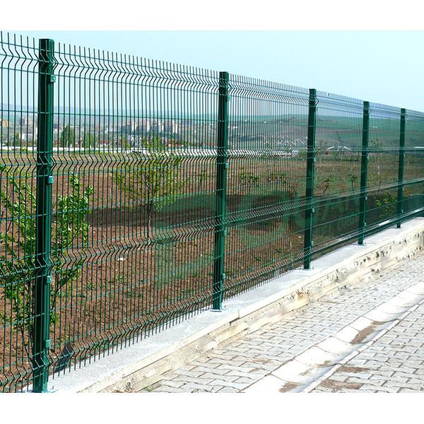 168557-Panel Çit-Doğan Tel Örgü  Ltd Şti