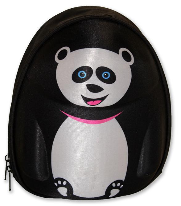 68009-Panda Figürlü Çanta-BEYAZIT DERİ SARACİYE