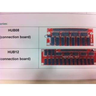 30798-HUB08 (Connection Board)-Cwc Enerji