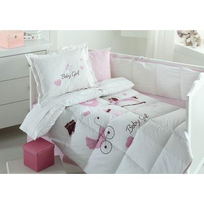 51219-Baby Girl Bebek Uyku Seti-ÖZDİLEK Alışveriş Merkezleri ve Tekstil San. A.Ş.