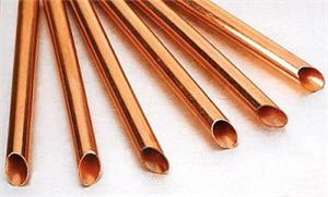 Air conditioning copper pipes