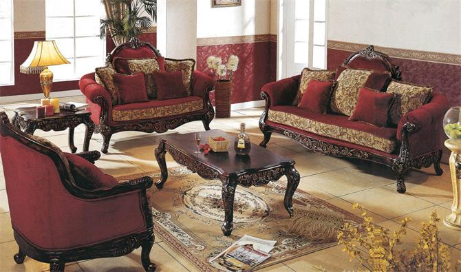 Classic Seating Group 4 Neslihan Mobilya You Can