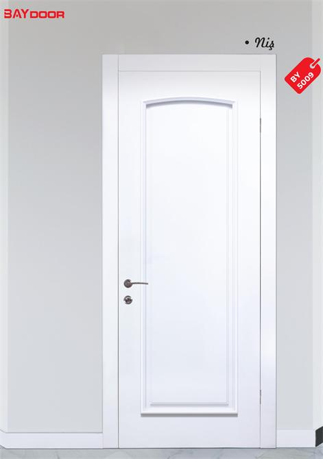 198837 BY 5009 PLATINUM SERIES WOODEN PAINTED INNER DOOR Baydoor   Motif  Decoration