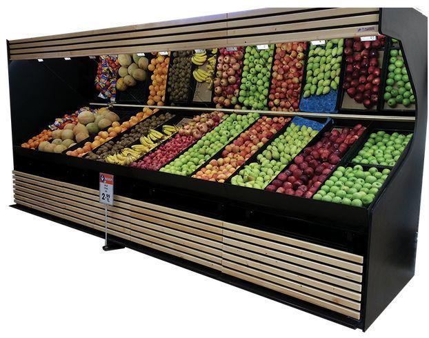 Витрины для овощей и фруктов 178