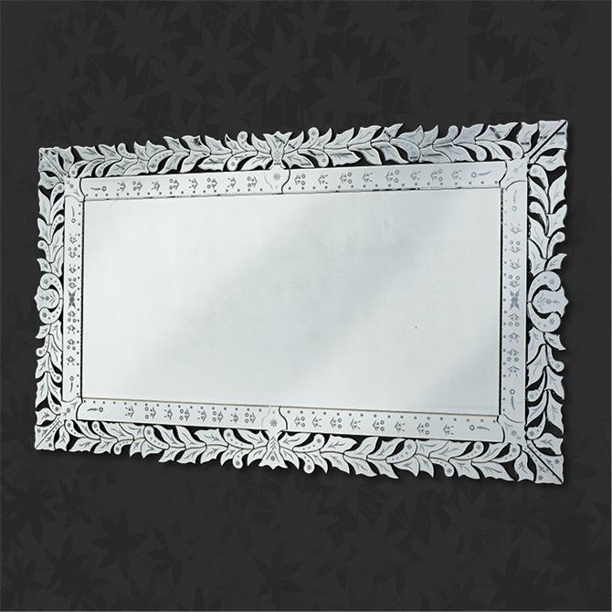 Desenli Venedik Ayna - Kervan Cam &Ayna Dekorasyon San. Tic. Ltd. Şti ...