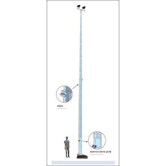 210426-Foldable Mast-Tek Galvaniz Ve Boya San. Tic. Ith. Ihr. Ltd. Sti.