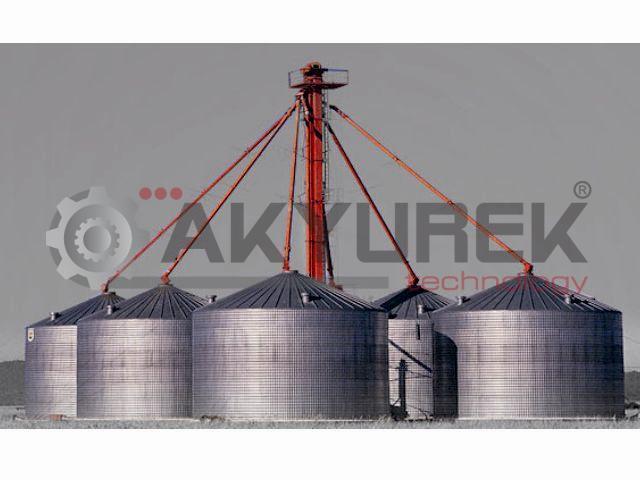 11778-Outdoor silo storage-Akyurek Kardesler Tarim Urunleri Makinalari Tasimacilik Madencilik San. Tic. Ltd.