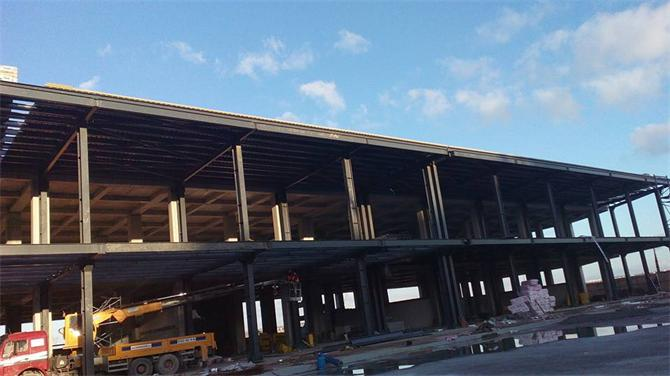 169275-Roof Claddings-TURKUAZ STRUCTURAL STEEL