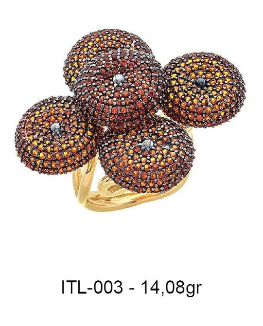216090-14K gold ring-Rinel Import-Export Co