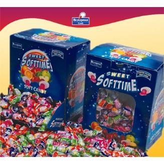 168915-Fruit Filled Soft Candy (Bag)-Beyazpinar Seker ve Seker Mamulleri Gida San. Tic. Ltd. Sti. - Gebze Subesi