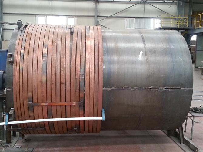 213766-Melting Coil-Indemak Induksiyon Dokum Makinalari ve Insaat San. Tic. Ltd. Sti.