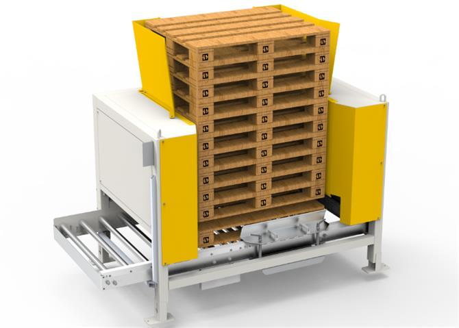 216206-Pallet Dispenser-Inka Makina San. ve Tic. A.S