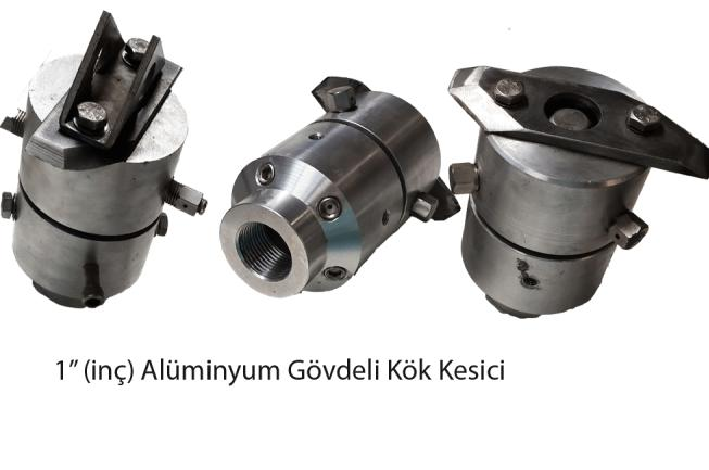 193863-ALUMINUM BODY ROOT CUTTING TYPE NOZZLE-Kozmaksan Hidrolik Mak. San. ve Tic. Ltd. Sti.
