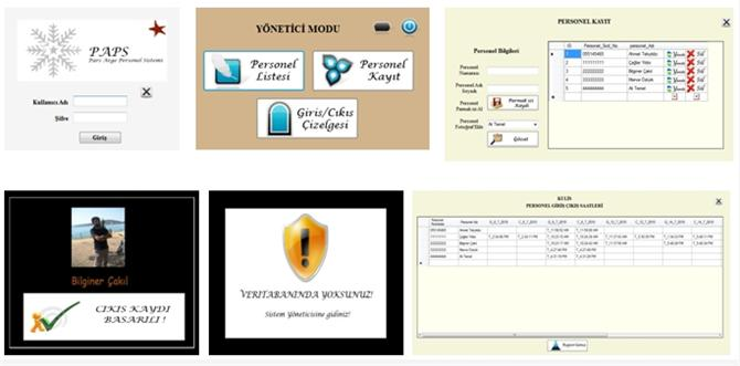 34282-Paps - (fingerprint-based personnel tracking system)-Pars AR-GE Bilgi Teknolojileri Elektronik Muhendislik ve Dan. Hiz. San. ve Tic. Ltd.