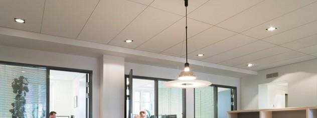 165006-Sonar Rockwool Suspended Ceiling System-Ankara Panel