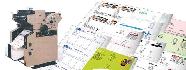 58520-Continuous forms printing-Birikim Matbaacilik Reklamcilik Paz. San. ve Tic. Ltd. Sti.