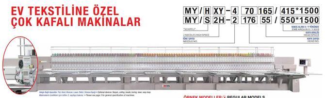211844-Multi-Head Machines-Dekat Makina Sanayi ve Ticaret. Ltd. Sti.
