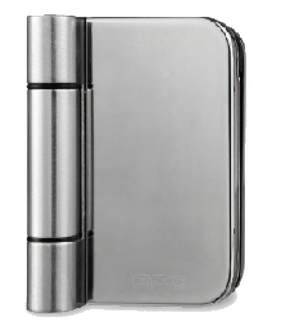 214119-BM-9010 Glass Door Hinge-BM Glass Hardware