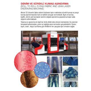 211876-Denim And Continuous Fabric Etching-Dekat Makina Sanayi ve Ticaret. Ltd. Sti.