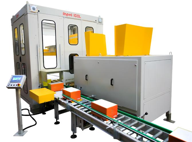 216051-Inpal 100 Palletizing System-Inka Machinery Inc.