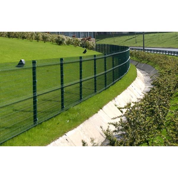 213555-Panel Fence-Guney Celik Hasir ve Demir Mamulleri Sanayi. Ticaret. A.S.