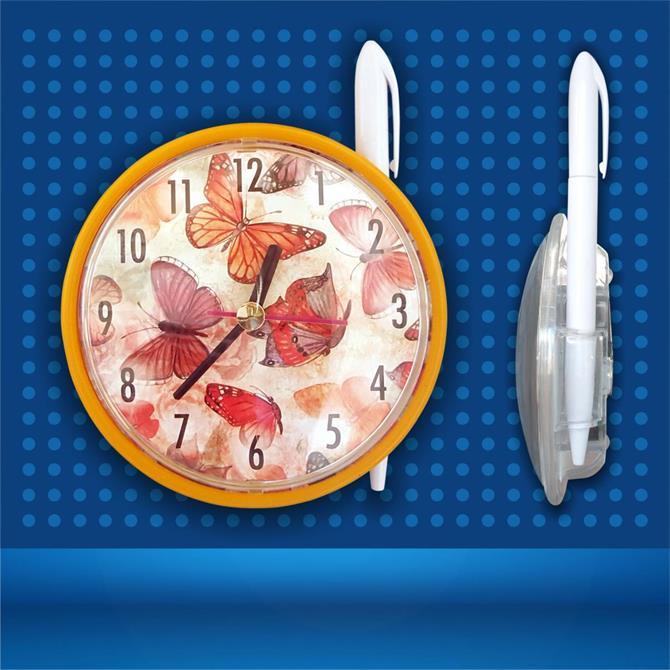 198810-FRIDGE CLOCK-KİMAŞ PLASTİK VE PROMOSYON SANAYİ TİCARET LTD.ŞTİ.