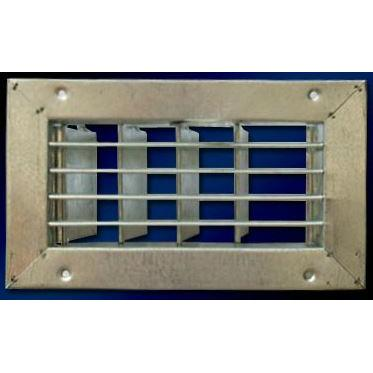 117328-Galvanized Collector Vent-GMC Iklimlendirme Sistemleri San. ve Tic. Ltd. Sti.