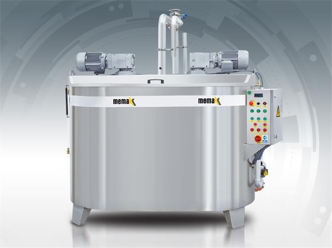 29833-Mkoh-1800 pre-prepare chocolate mixer-Memak Makine