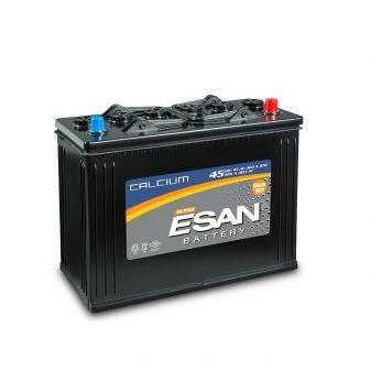 79596-12 V 45 AH Cylindrical Battery - Japanese Battery - Flat Battery-Esan Akumulator ve Malzemeleri San. Tic. A.S.