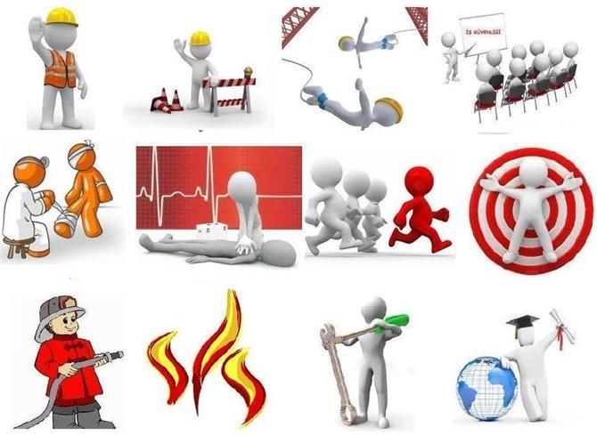 171203-Safety Training / Emergency Situations Training-EREN OSGB Ozel  Poliklinik  Laboratuar  Danismanlik  Egitim Hizmetleri