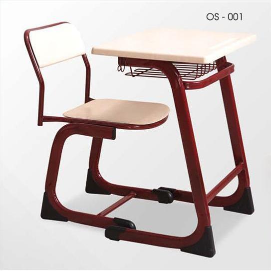17496-White school desk-Karcelik Buro Sinema & Konferans