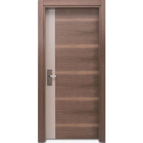 12984-Pecans - cream wooden door-Doorson