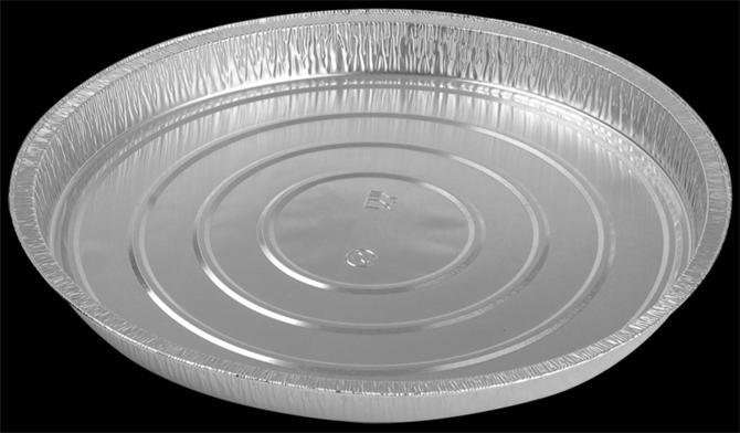 210351-Round Aluminum Food Container-Sinanli Ambalaj San ve Dis Tic Ltd. Sti.