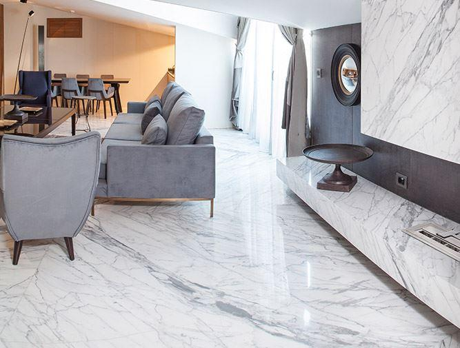 216469-White Marble-Alkan Mermer ve Granit San. A.S