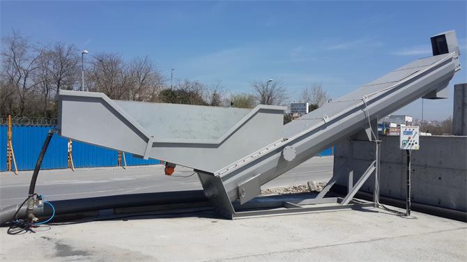 198829-Concrete Recycling Unit-OZTAS Transmikser Iml. Mak. Muh. Ins. Ltd. Sti.