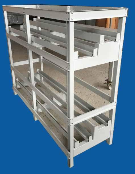 205098-Capless Battery Cabinet-Iksel Elektromekanik San. ve Tic. Ltd. Sti.