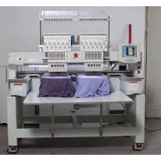 184270-Hat and Drop Table 2 Head Sample Embroidery Machine-Dekat Makina Sanayi ve Ticaret. Ltd. Sti.