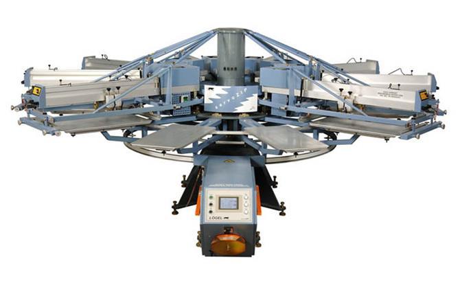 41941-Servozip printing machine-LOGEL Makina San. ve Tic. Ltd. Sti.